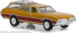 GREENLIGHT ESTATE WAGON SERIES 3 1970 OLDSMOBILE VISTA CRUIS