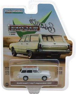 Greenlight Estate Wagons 1968 VW Type 3 Squareback with Roof