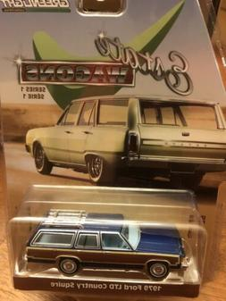 Greenlight Estate Wagons  1979 Ford LTD Country Squire stati
