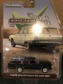 Greenlight Estate Wagons  1986 Ford LTD Crown Victoria stati