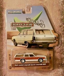 Estate Wagons Series 2, Set of 6 Cars 1/64 Diecast Models by