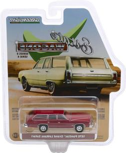 Greenlight Estate Wagons Series 4 1976 Pontiac Grand LeMans