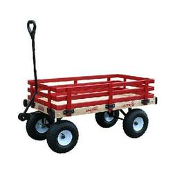 Millside Industries Express Wood Wagon, 16 x 36""