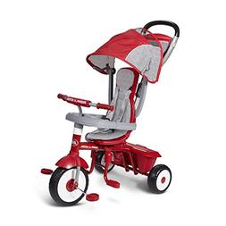 New Radio Flyer EZ Fold Stroll 'N Trike Deluxe - Red Model:2
