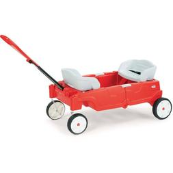 Little Tikes Fold 'n Go Wagon - Red