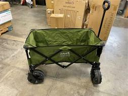 Timber Ridge Folding Camping Collapsible Sturdy Steel Frame