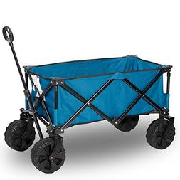 folding camping wagon cart