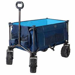 Timber Ridge Folding Camping Wagon Cart Collapsible Sturdy S