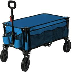Timber Ridge Camping Wagon Folding Garden Cart Collapsible H