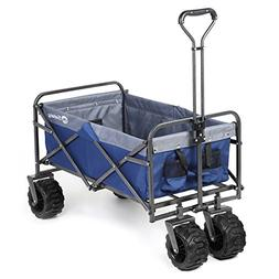 Sekey Folding Wagon Cart Collapsible Outdoor Utility Wagon G