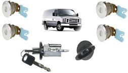 Ford Econoline Van  Keyed Door Locks & Keyed Ignition Switch