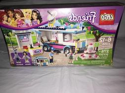 LEGO Friends Heartlake News Van 41056 Set New Sealed Box