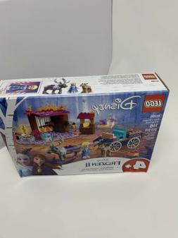 Frozen II Lego Set 41166 ELSA'S WAGON ADVENTURE New, Box Dam