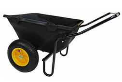 Garden Carts Polar Trailer 8449 7 Cubic Feet Heavy-Duty Cub