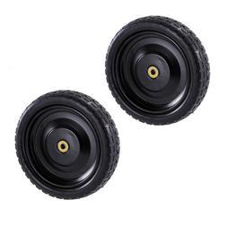 Gorilla Cart Tires Replacement No Flat Utility Hand Truck Wa