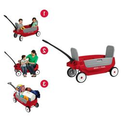 Radio Flyer® Grandstand Wagon 3-in-1