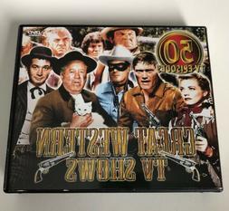 Great Western TV Shows: 50 Episodes  Bonanza/Wagon Train/Oth