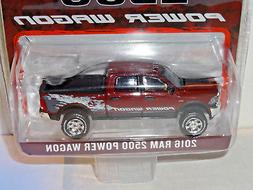 GREENLIGHT HOBBY EXCLUSIVE DELMONICO RED PEARL 2016 RAM 2500