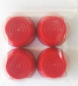 Quadrapoint Hub Caps for Radio Flyer Plastic & Folding Wagon