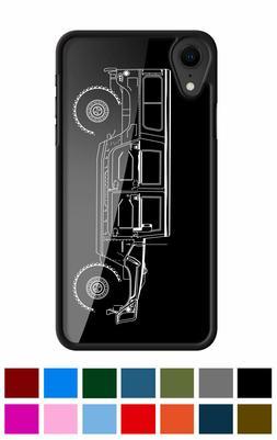 "Hummer HUMVEE H1 Station Wagon ""Profile"" Phone Case Apple iP"