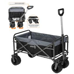 Impact Collapsible Folding Heavy Duty Wagon Cart Outdoor Bea