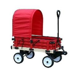 "Millside Industries 4769 16"" X 34"" Covered Classic Wagon"