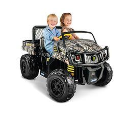Peg Perego John Deere Gator XUV 12 Volt Battery Powered Ride