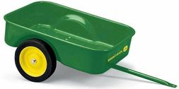 ERTL John Deere Pedal Tractor *TRAILER* Wagon *MADE OF STEEL