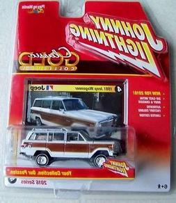 Johnny Lightning 2016 Series Classic Gold Collection 1981 Je