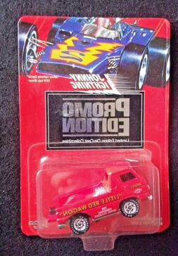 """JOHNNY LIGHTNING DIE-CAST 1:64 PROMO EDITION """"LITTLE RED WAG"""