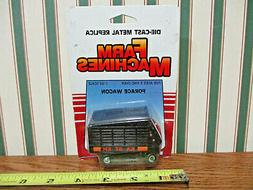 Kasten Forage Wagon By Ertl 1/64th Scale