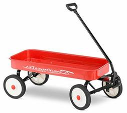 Roadmaster Kids and Toddler Classic 34 Inch Steel Pull Wagon