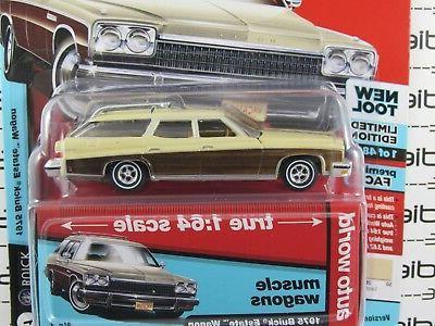 Auto Premium R4 Muscle 1975 Wagon A