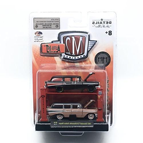 1957 chevrolet 210 beauville station