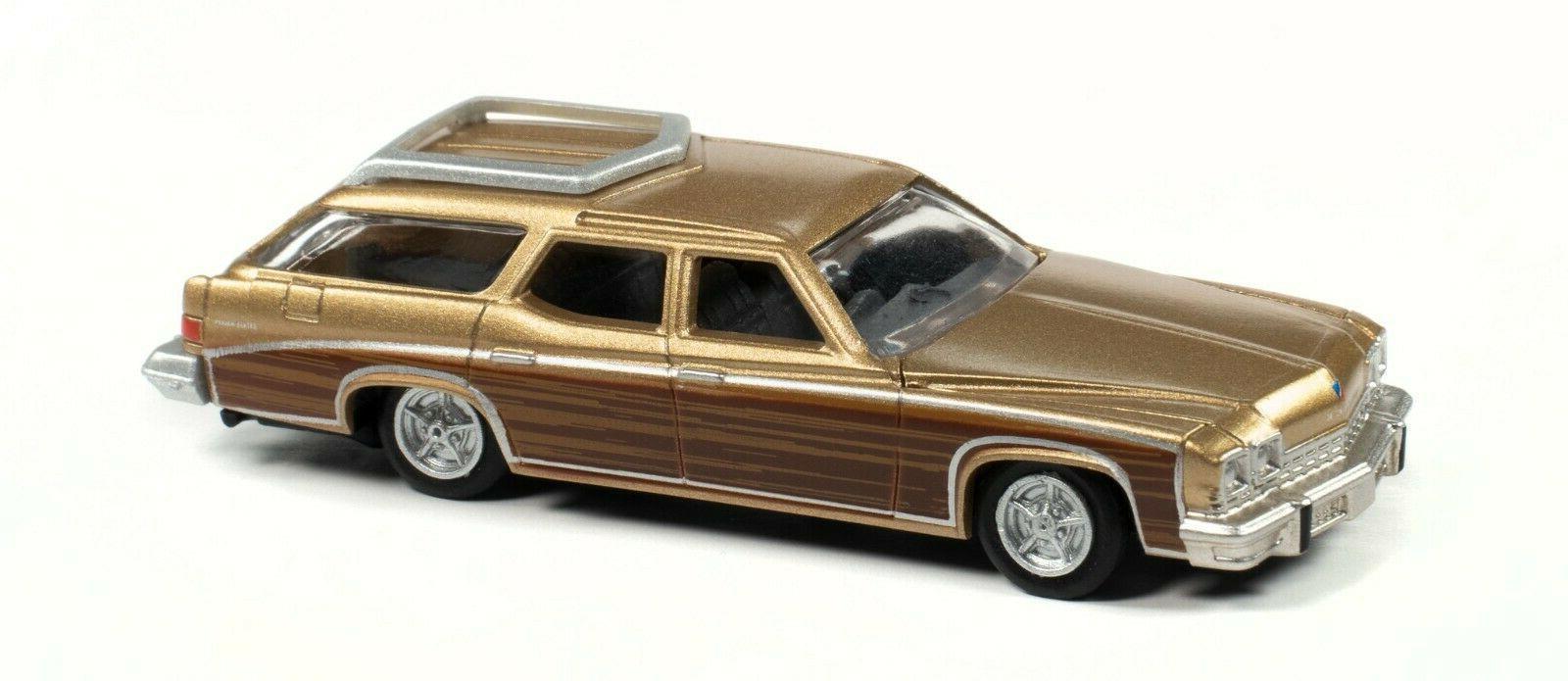 1974 BUICK GOLD CAR METAL WORKS 30586