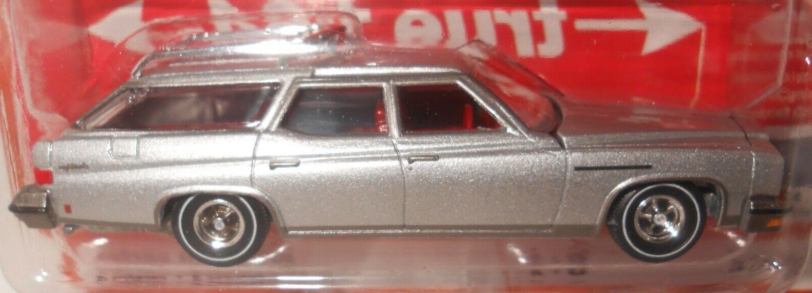 AUTO Estate Wagon Silver Muscle Wagons 2020