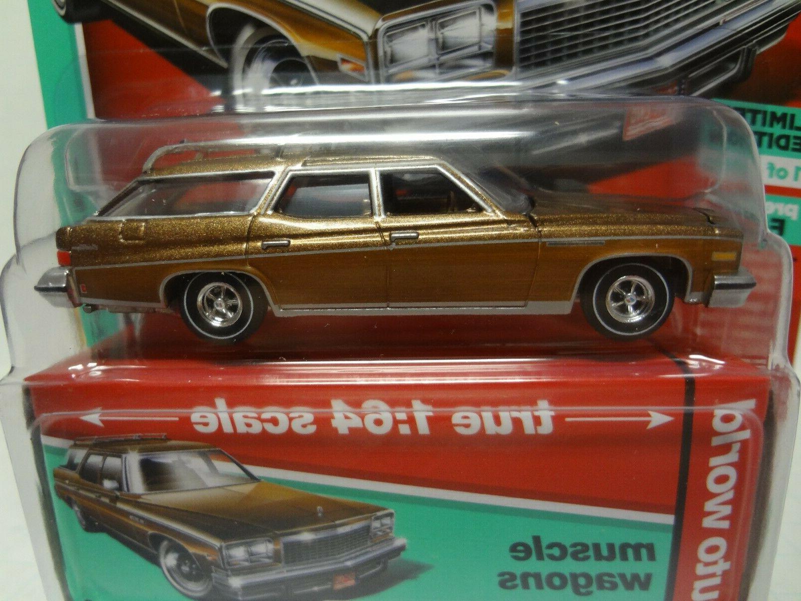 Auto 1976 Estate AW64212 Set R1AB