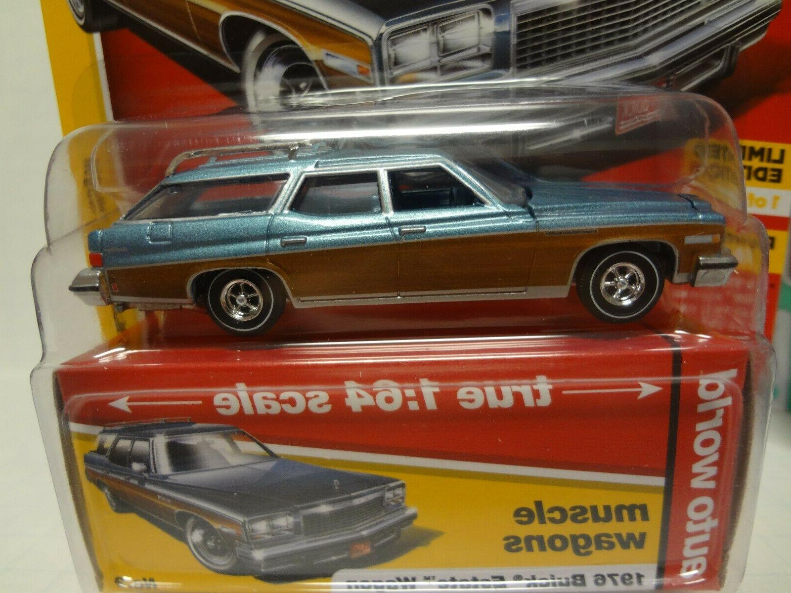 Auto Estate Wagon AW64212 of R1AB 19I