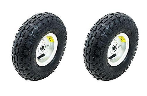 2 tire set steel air