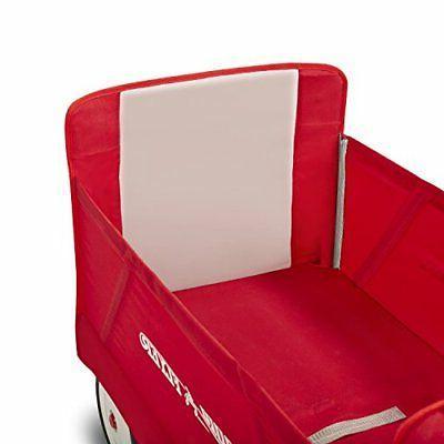 Radio Fold Wagon On Red New