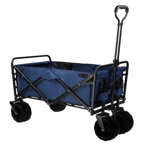 330lbs Wagon Cart Beach Collapsible Camping