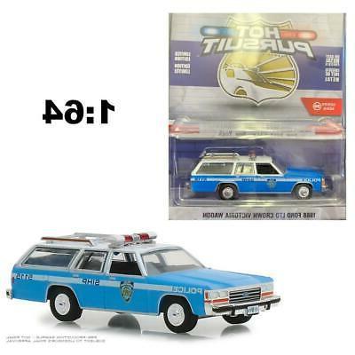 42870c 1988 ford ltd victoria wagon nypd