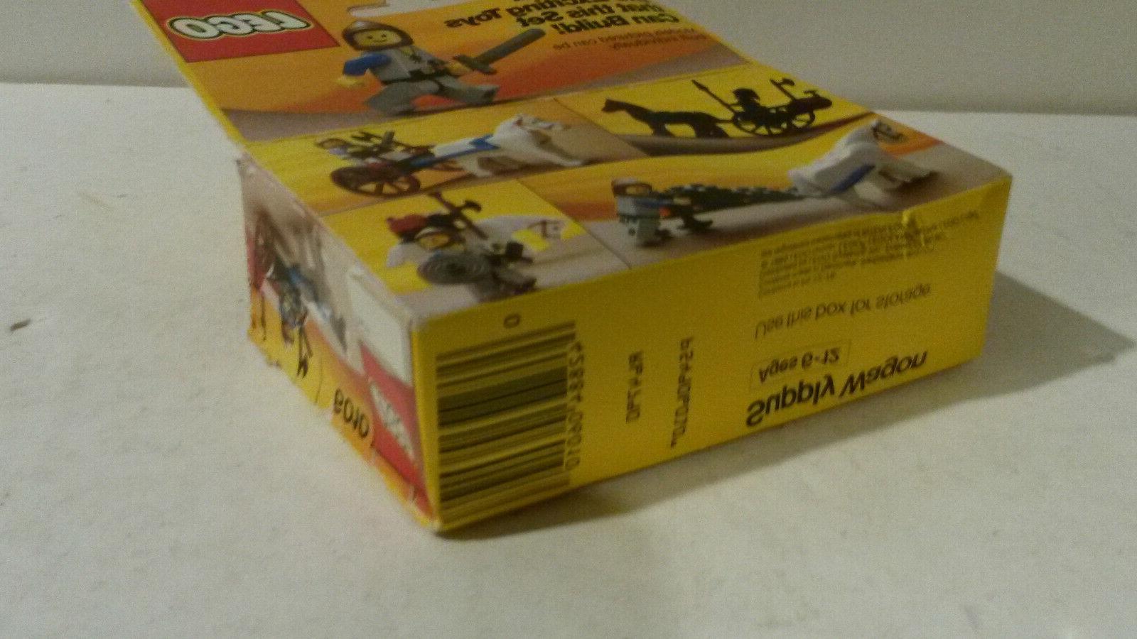 Lego 6010 Castle NIB NOS Vintage