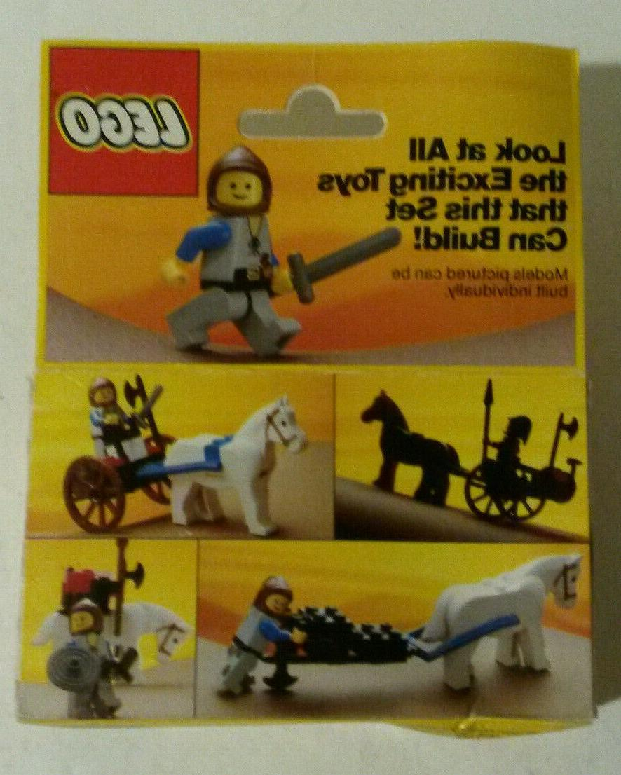 Lego Wagon Castle NOS Vintage