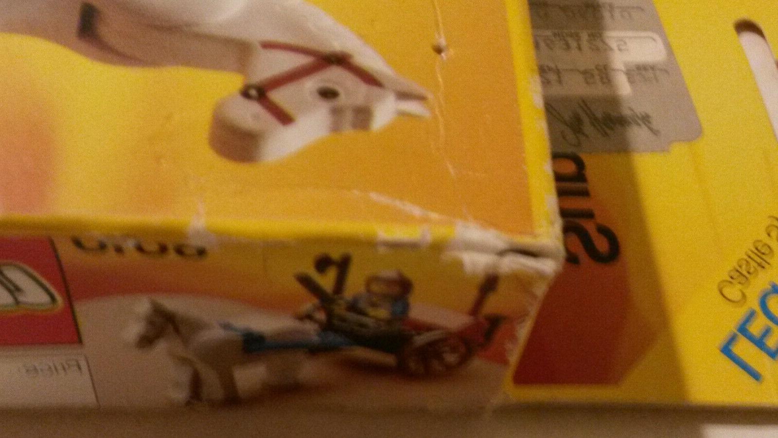Lego Castle NIB NOS Vintage