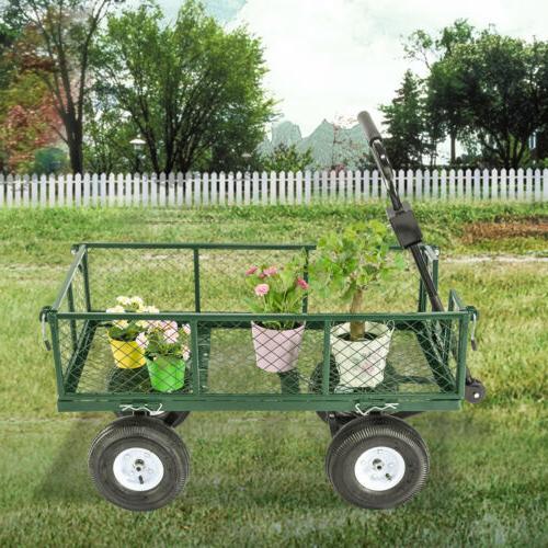 660lbs Heavy Garden Wagon