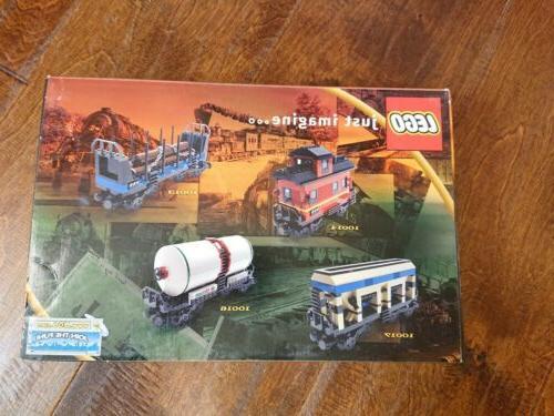 Lego 9V Train Wagon New