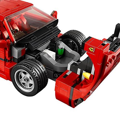 LEGO Creator F40 Construction