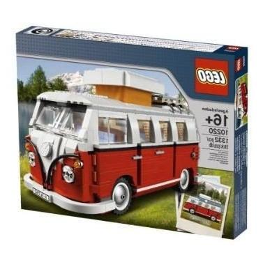 Lego 10220 Volkswagen T1 - Camper Van Camping Bulli VW Bus b