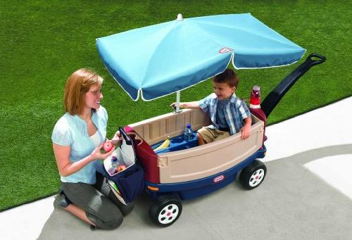 Little Tikes and Relax Umbrella